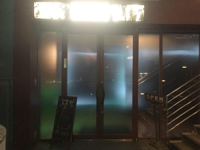 ミニーの入口